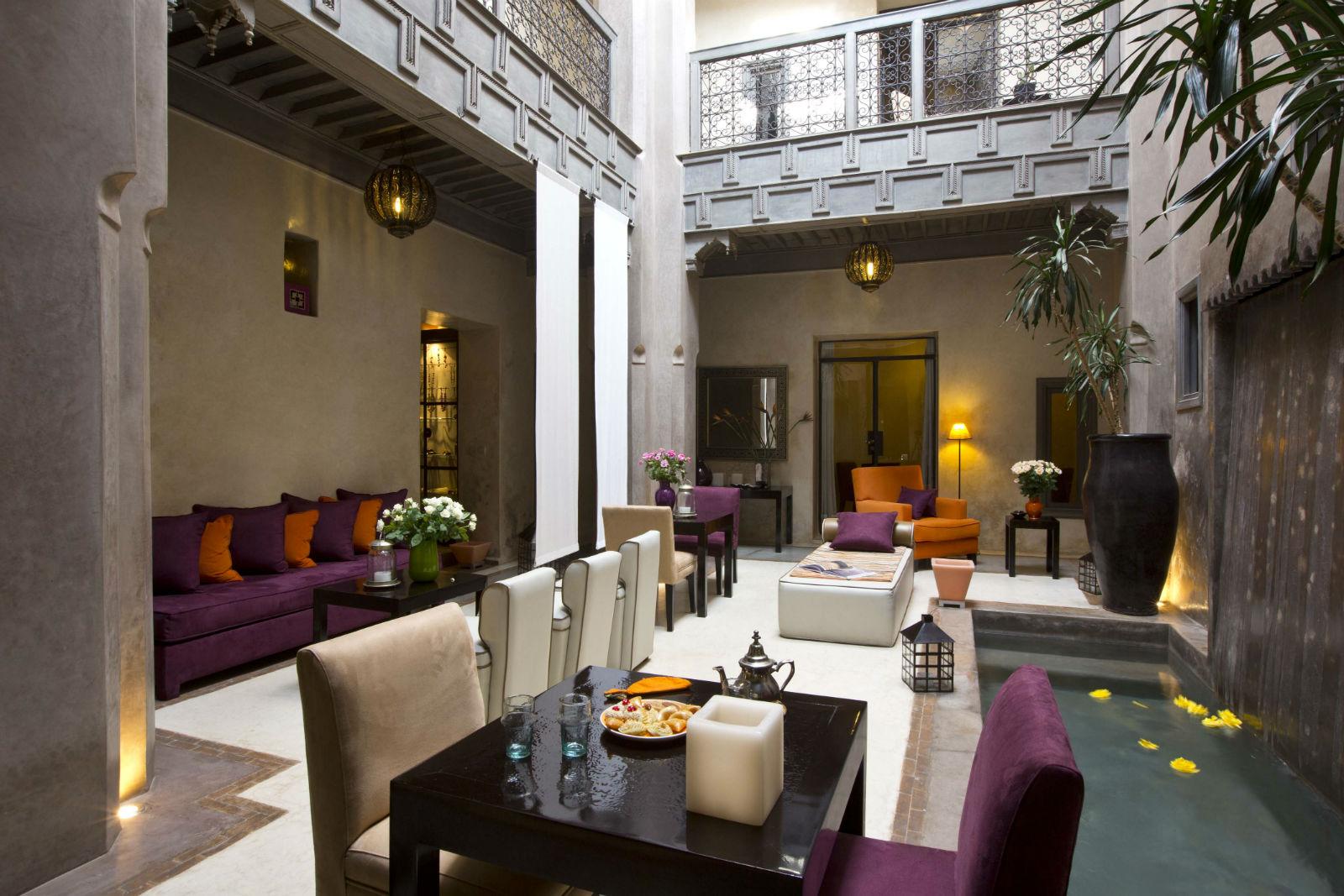 Hotels ryads trouver les plus beaux riads du maroc et for Trouver des hotels