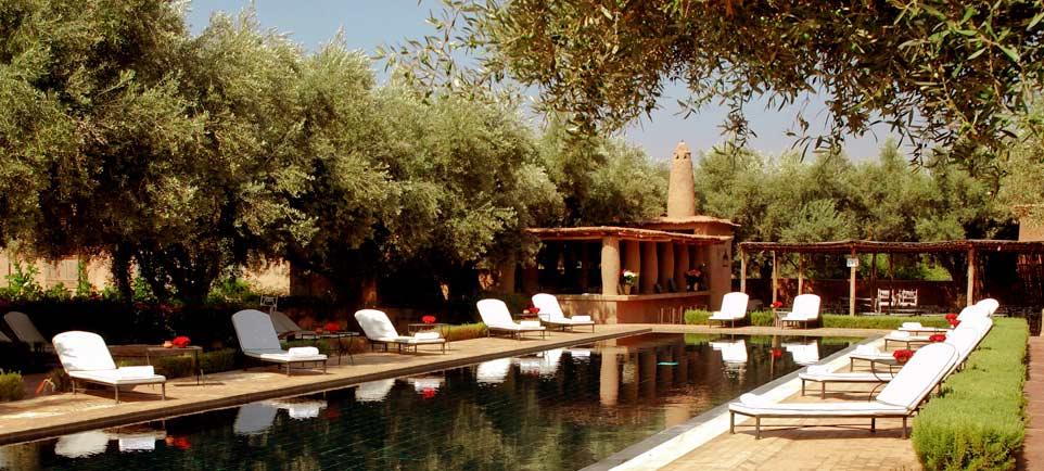 Guide De Voyage Marrakech Notre Selection De Piscines A Marrakech
