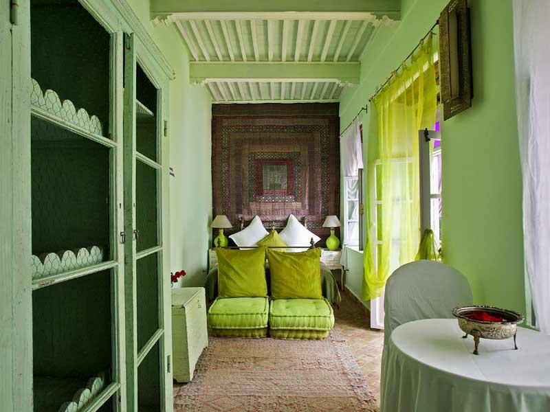 Chambre marron et vert ~ Solutions pour la décoration intérieure ...