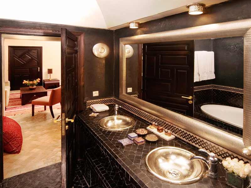 Stunning Salle De Bain Marocaine Traditionnelle Ideas - Amazing ...