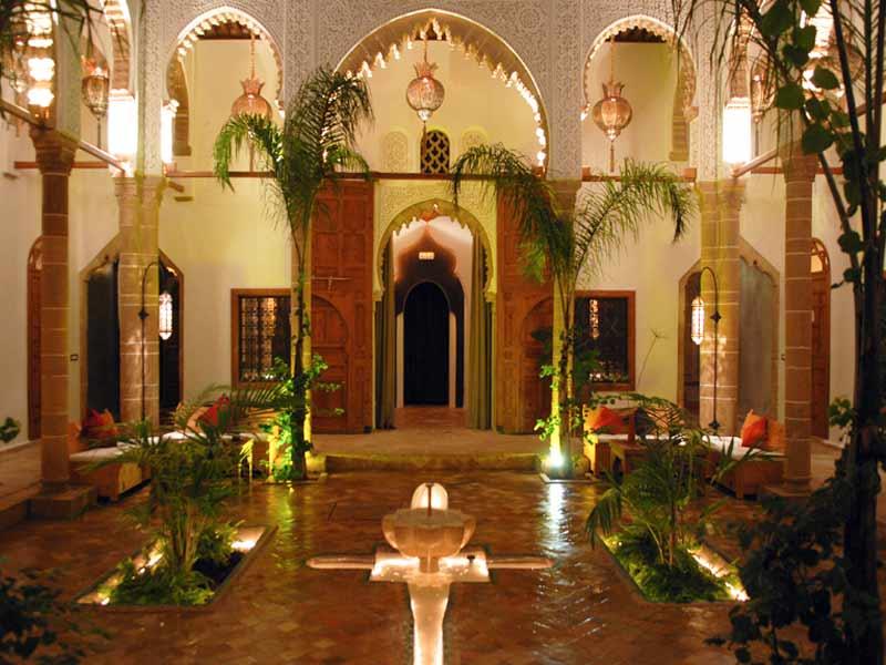 Riad Rabat Maroc Riad Kalaa Rabat Salé
