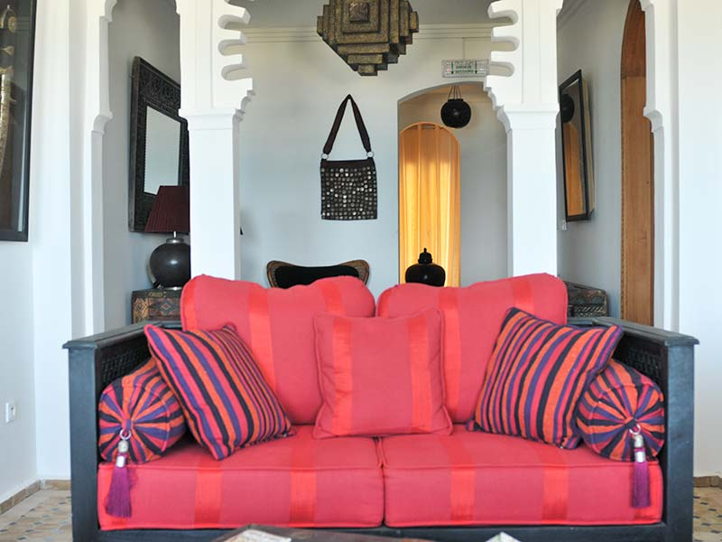 Decoration Salon Marocain Avec Balcon