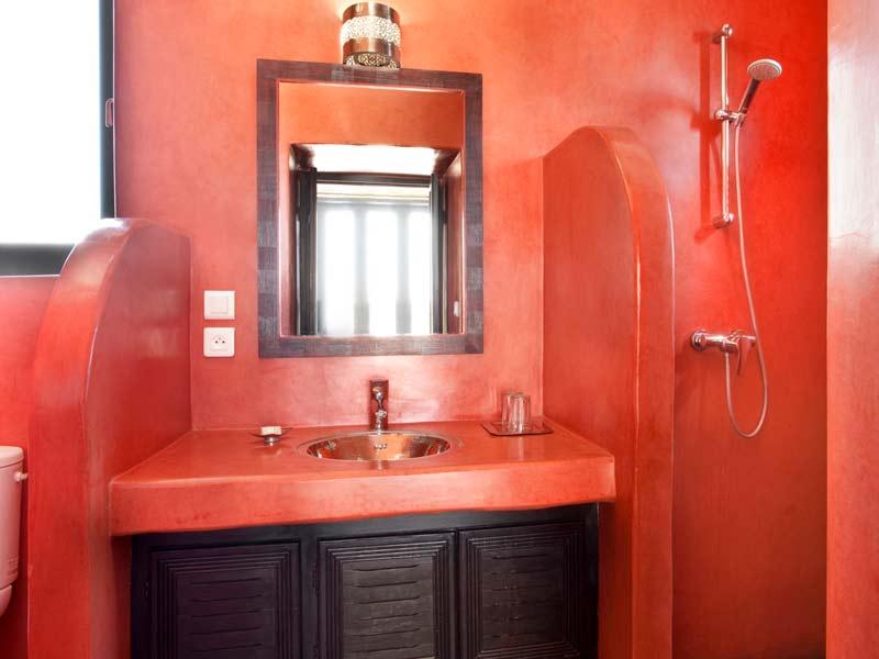 Salle de bain turquoise gris ~ Solutions pour la décoration ...