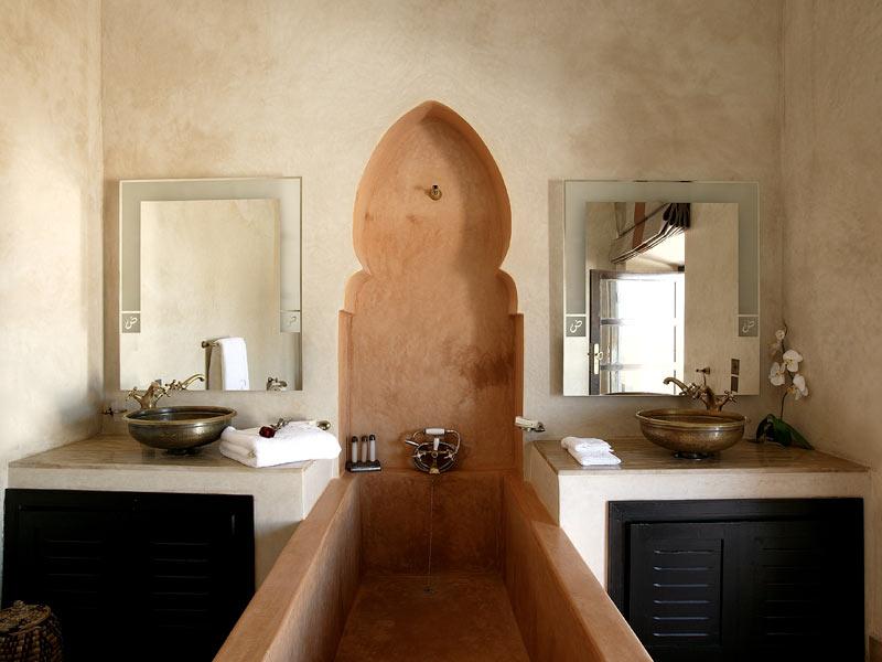 Riad madada mogador louez le riad madada mogador for Salle de bain hammam