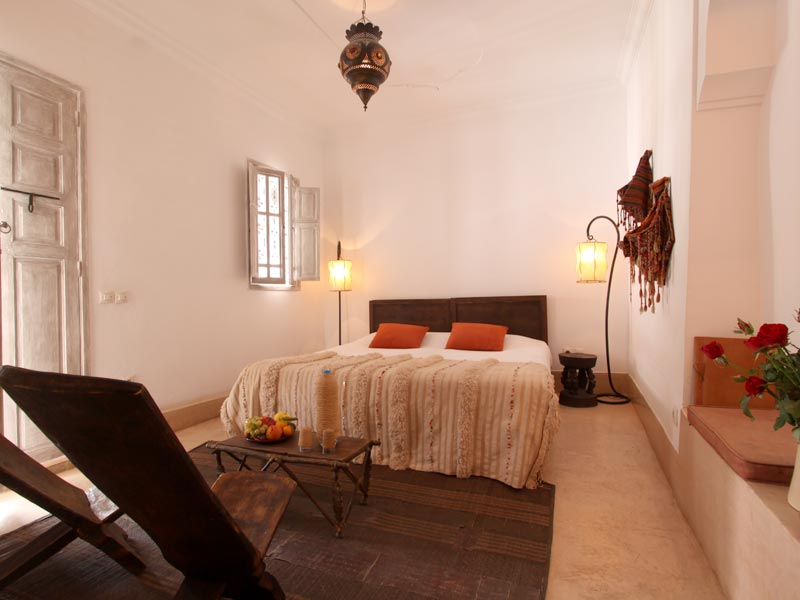 Riad o louez le riad o marrakech hotels ryads for Reve chambre hotel