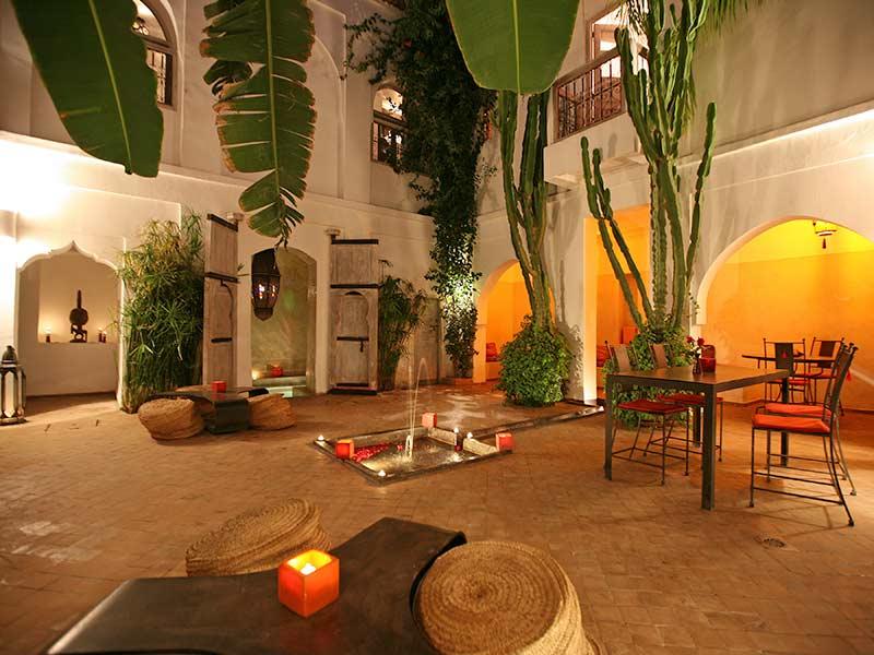 location riad marrakech pour anniversaire