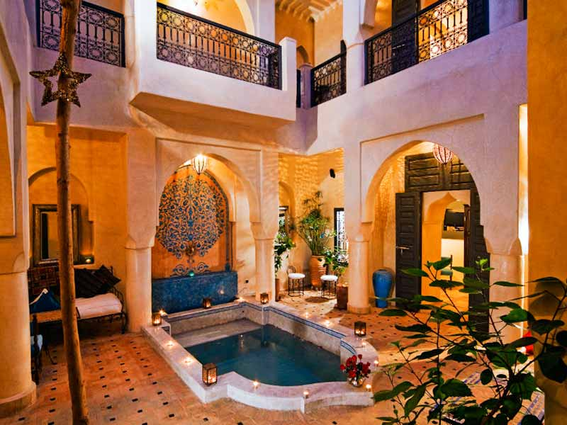 Riad Papillon en exclusivite