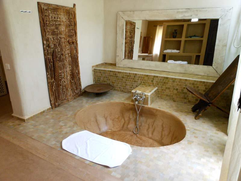 Riad villa 55 louez le riad villa 55 marrakech for Atlas salle de bain