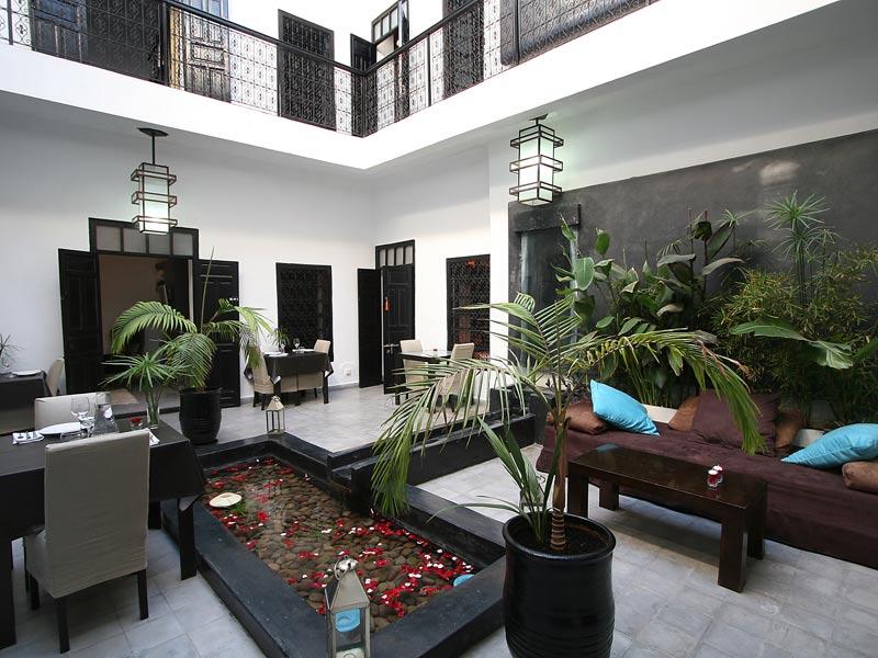 Riad Villa Wenge Louez Le Riad Villa Wenge Marrakech Hotels Ryads