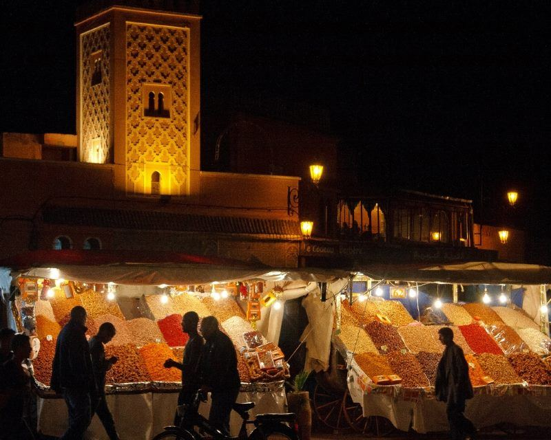 Flavours of Marrakech